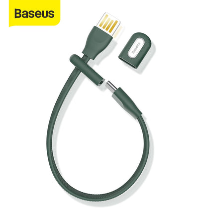Baseus USB Type C Cable Portable 5A Surpercharge USB C Cable for Huawei P40 Pro P30 Mate 20 Samsung S20 Quick Charge 3.0 Cable