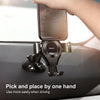 Baseus Universal Gravity Car Phone Holder Sucker Suction Cup Windshield Car Holder For iPhone 11 XS Samsung Phone Holder Stand
