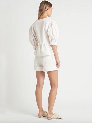SIR Martine Top in Ivory