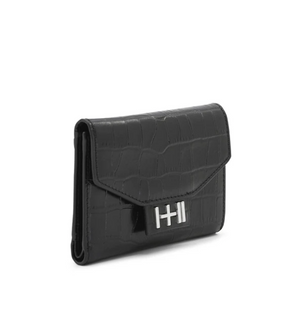 Dylan Kain The Helena Wallet in Silver