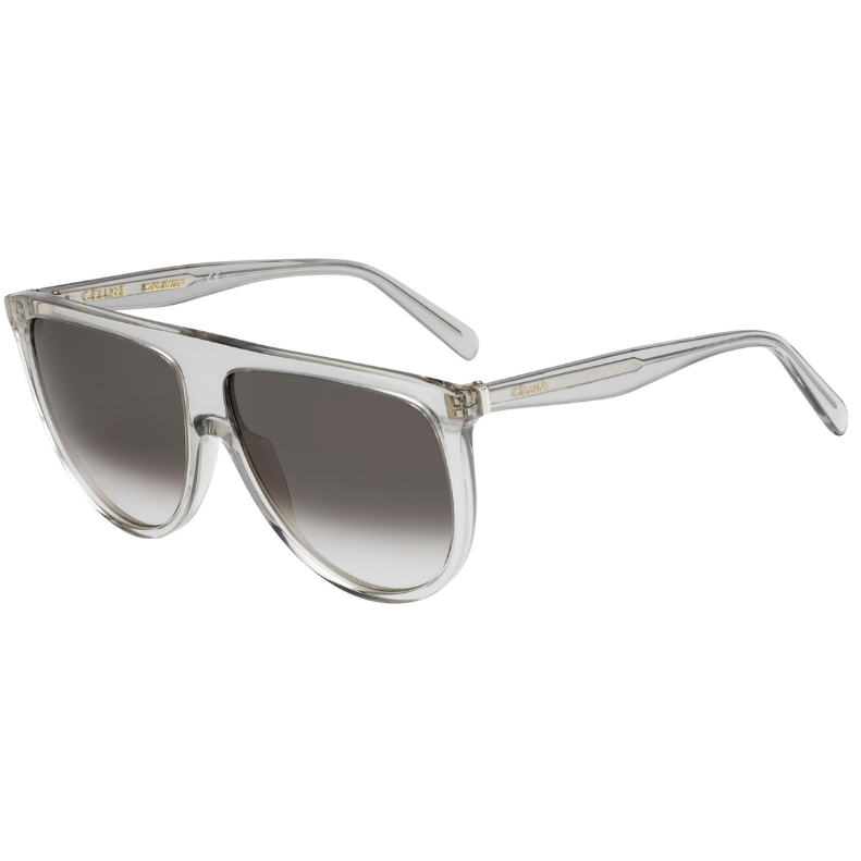 Celine Thin Shadow CL41435 Shield Sunglasses-CELINE-NikandShe