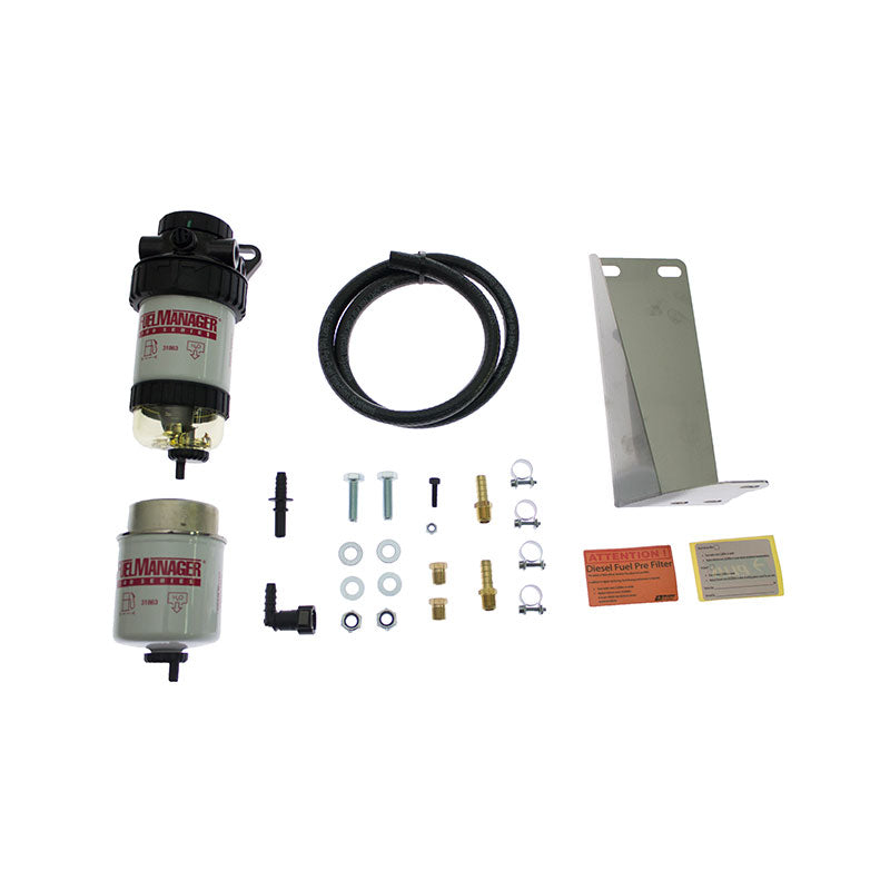 Direction Plus Fuel Manager Pre Filter Kit Suit Nissan Navara NP300 YS23DTTi 2015 - ON