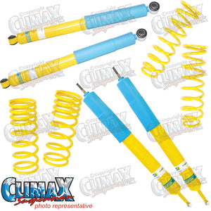 JEEP GRAND CHEROKEE WG FRONT MEDIUM DUTY & REAR MEDIUM DUTY BILSTEIN LIFT KIT