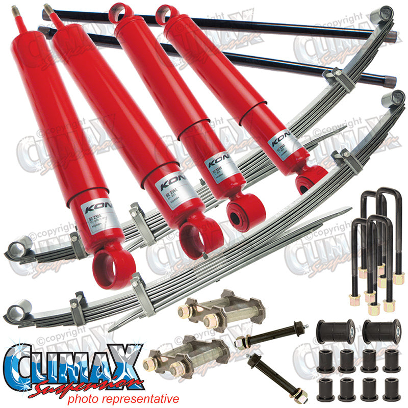 COLORADO RC/D-MAX TF/RODEO RA EXTRA HEAVY DUTY KONI SUSPENSION LIFT KIT