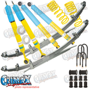 AMAROK FRONT HEAVY DUTY & REAR HEAVY DUTY BILSTEIN LIFT KIT