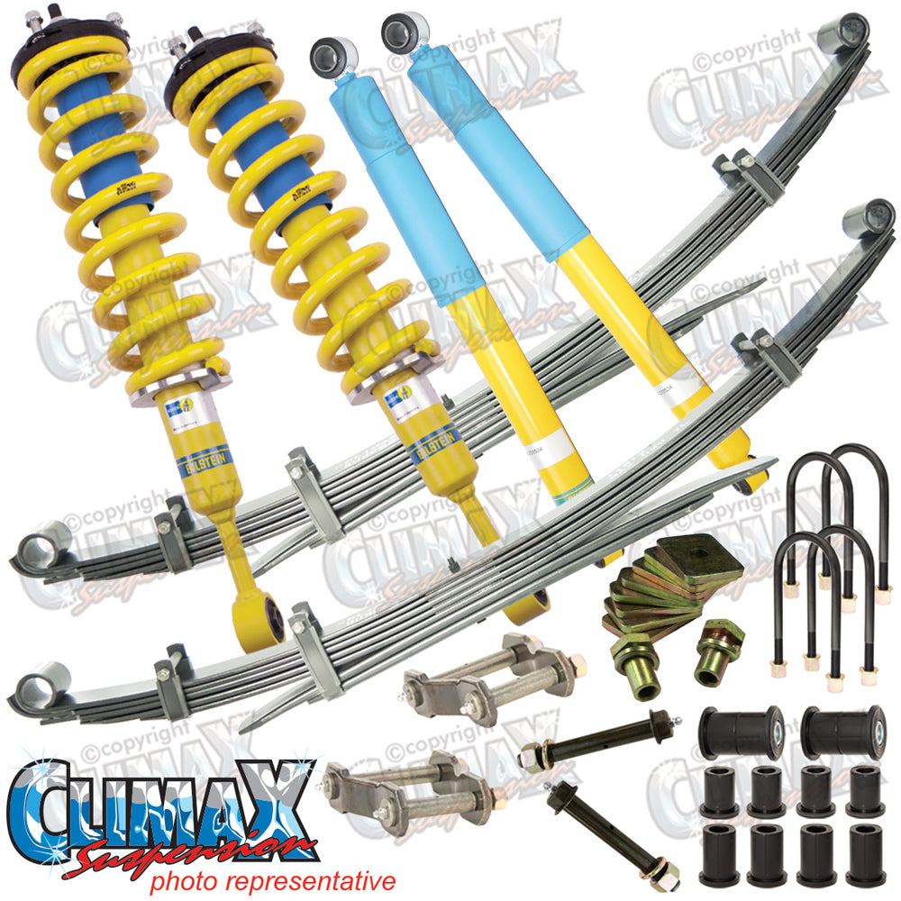 RANGER/BT50 2011 ON FRONT EXTRA HEAVY DUTY & REAR HEAVY DUTY BILSTEIN LIFT KIT