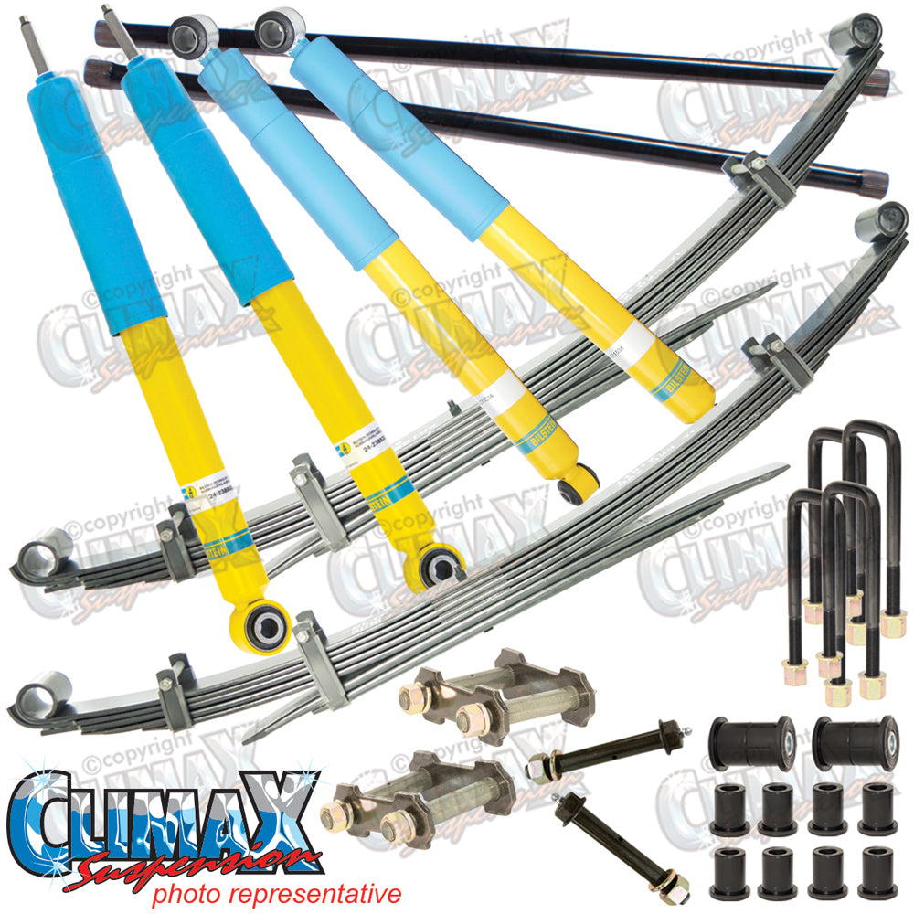 COLORADO RC/D-MAX TF/RODEO RA EXTRA HEAVY DUTY BILSTEIN SUSPENSION LIFT KIT