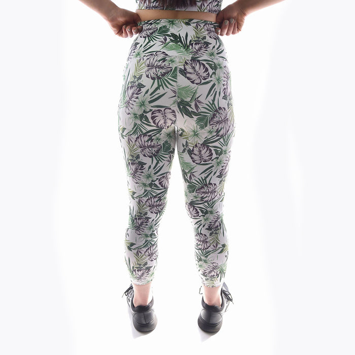 Jungle Fever - High Waisted Tights