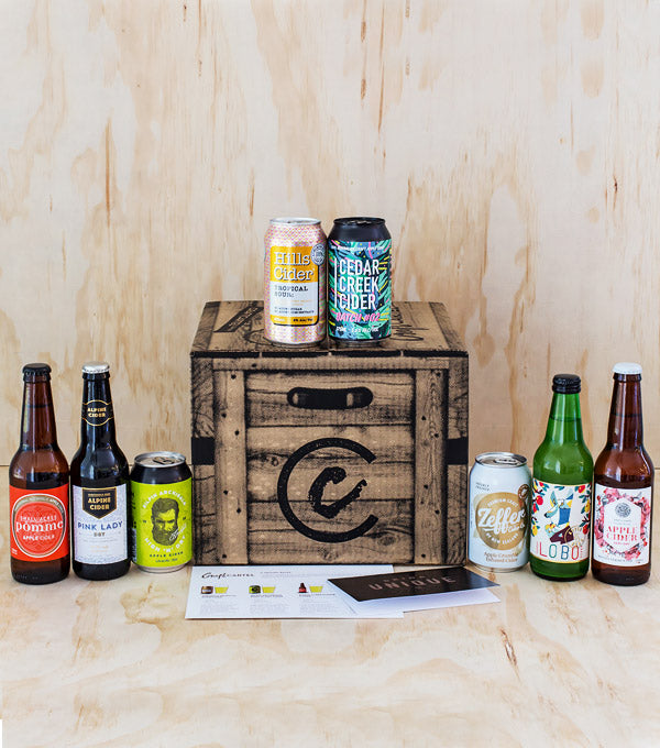 Small Batch Cider Box - 16 Pack