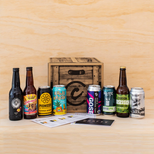 3 Month Craft Beer Subscription - 8 Pack