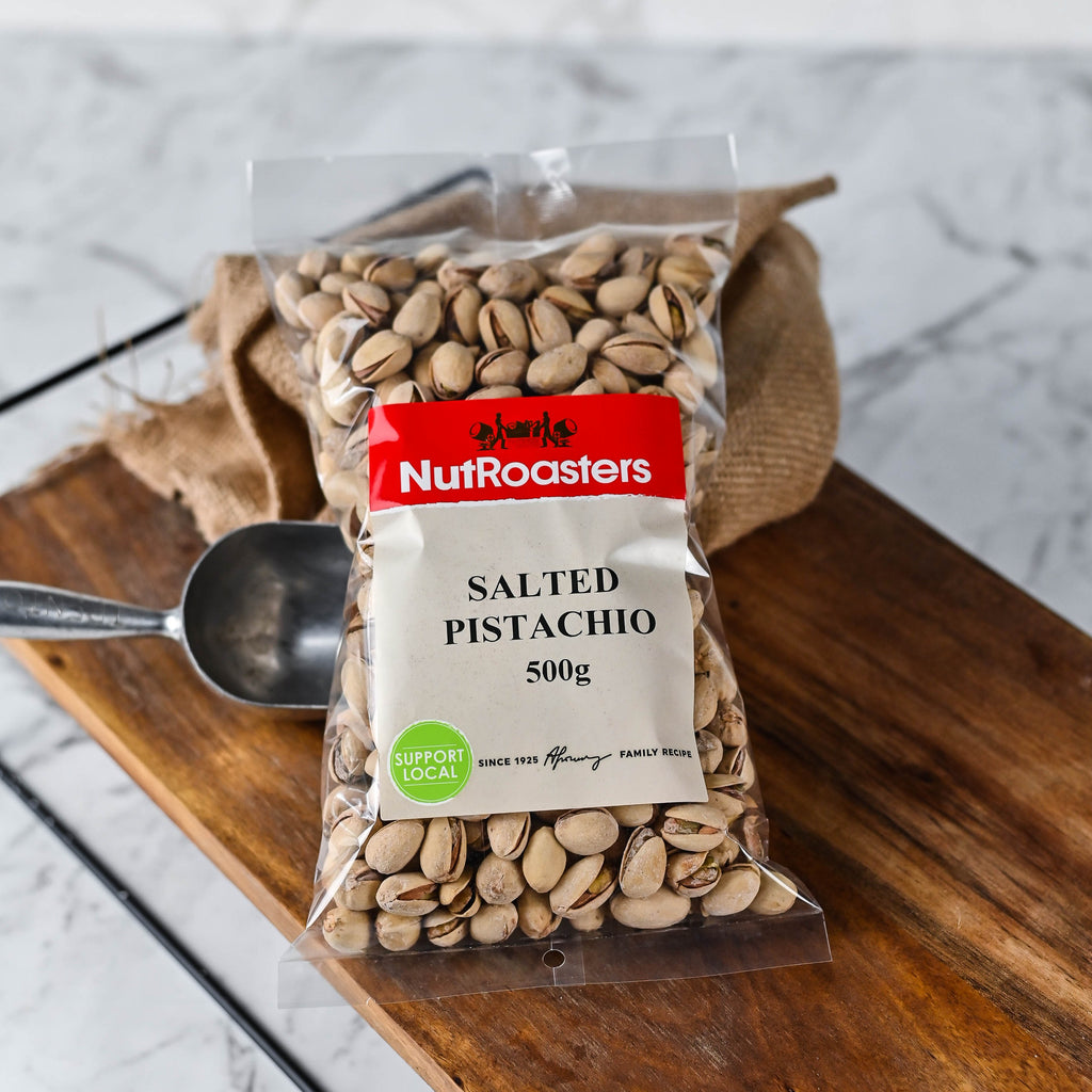 Roasted Pistachios Salted - Bianco Pantry