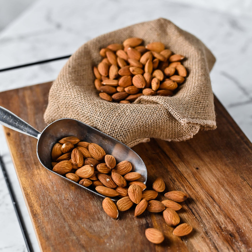 Raw Almonds - Bianco Pantry