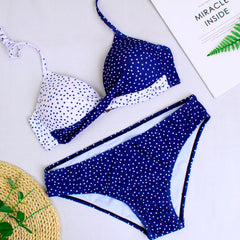 Push-up Bra Bikini Set
