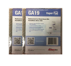 Generalaire GA19 Humidifier Pad - Two pack