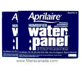 Aprilaire Stock no.12 Two pack - Humidifier Filters Canada