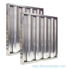 Baffle Filters - Stainless