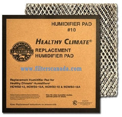 Lennox X2660 Humidifier Filter for WB2-12 - Two pack