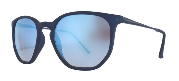 Mirrored Matte Sunglasses