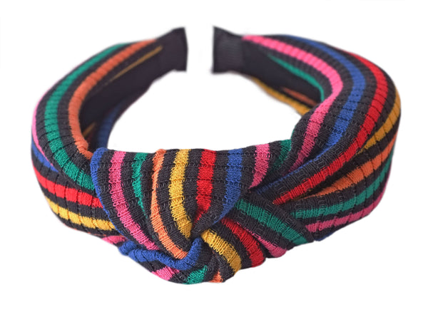 Rainbow Knot Hairband