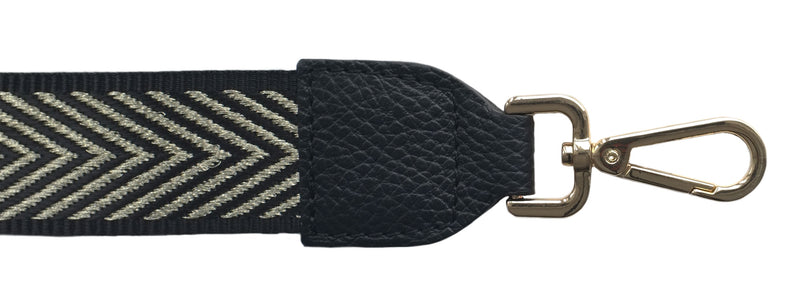 Gold Chevron Strap