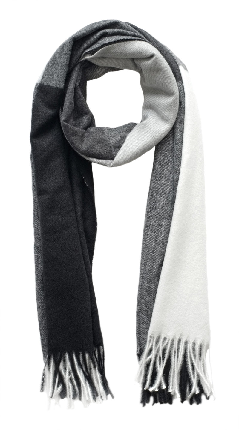 Super Soft Colour Block Scarf