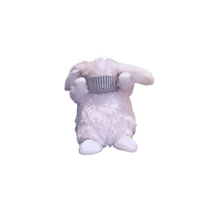 BBB Pink Wee Ittybit Bunny with Mask
