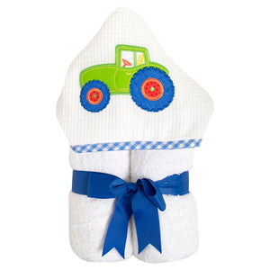 3M Tractor Hooded Towel