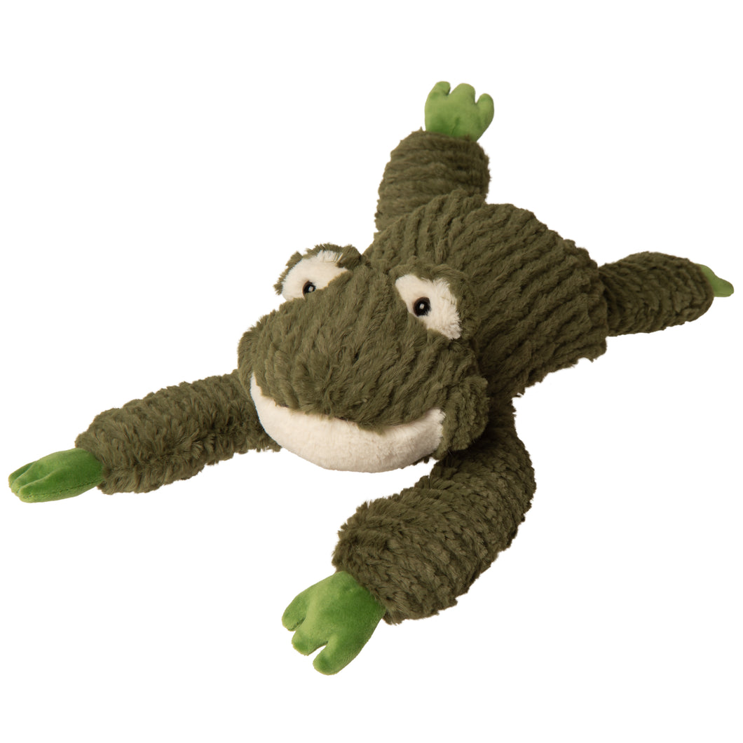 MM Cozy Toes Frog