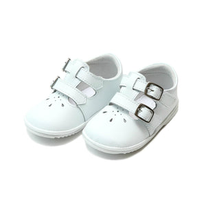 LM White Double Strap MJ 2920