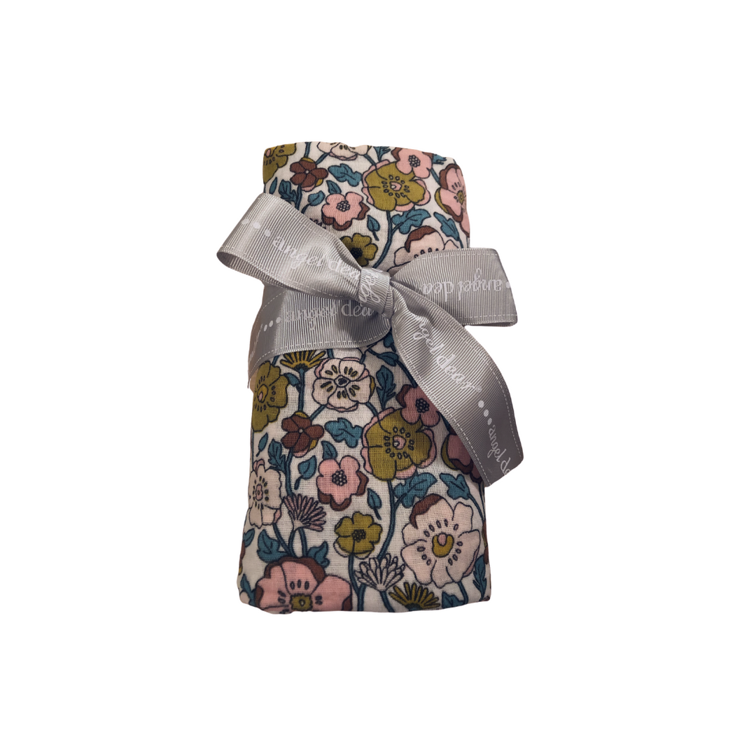 AD Floral Swaddle