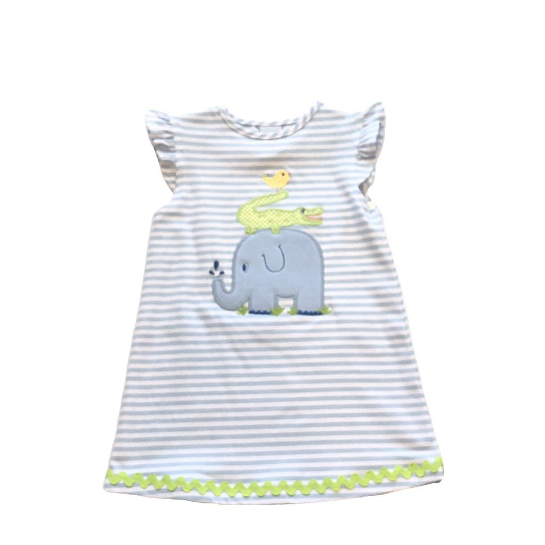BB Elephant Tower Knit Dress