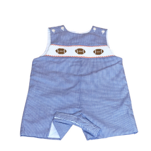 PB Football Smocked Shortall
