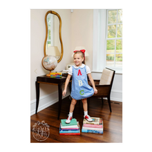 Load image into Gallery viewer, TBBC Annie Apron ABC Dress