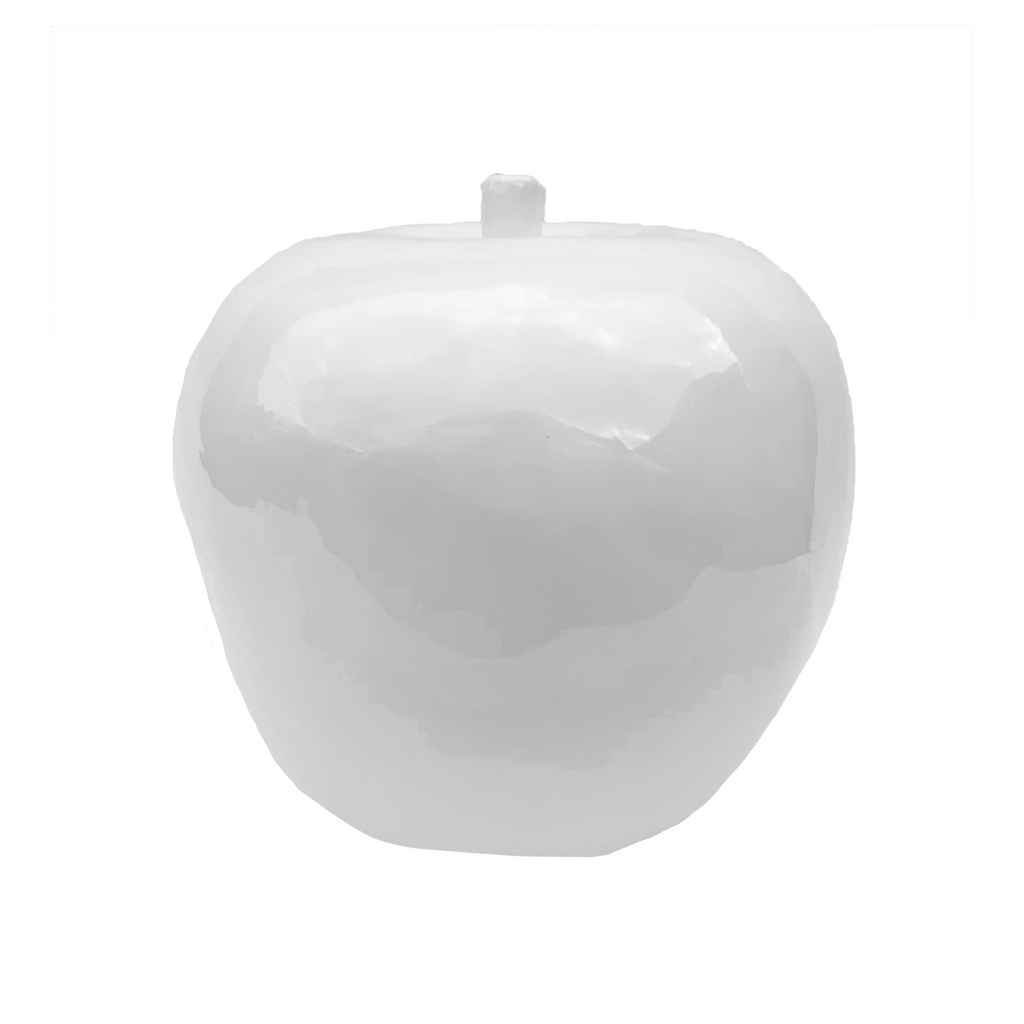 Extra Large Ceramic Apple