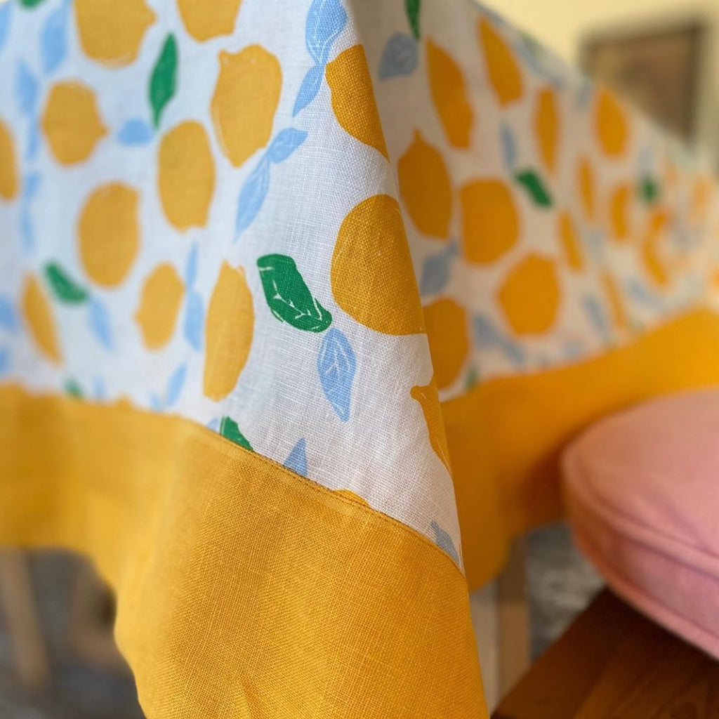 Bright Threads Tablecloth