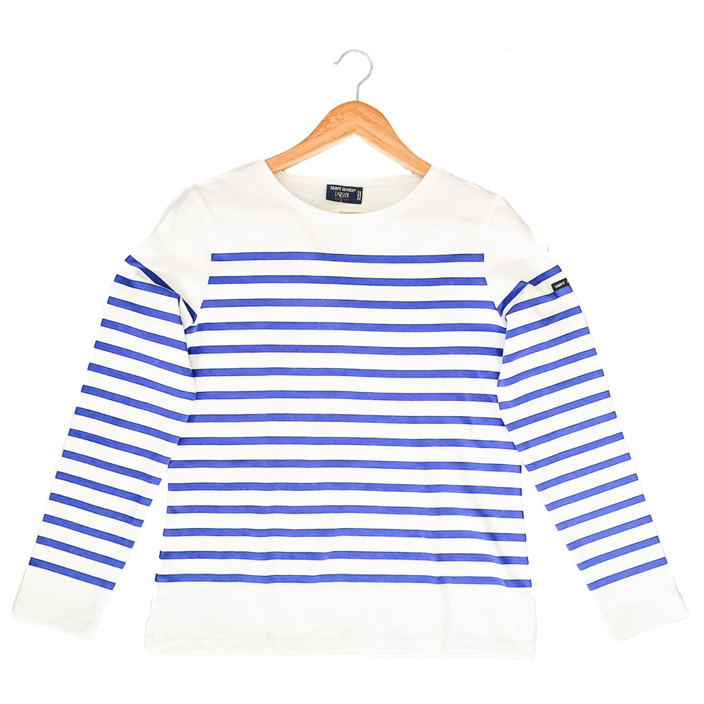 Saint James Naval Femme Striped  Top