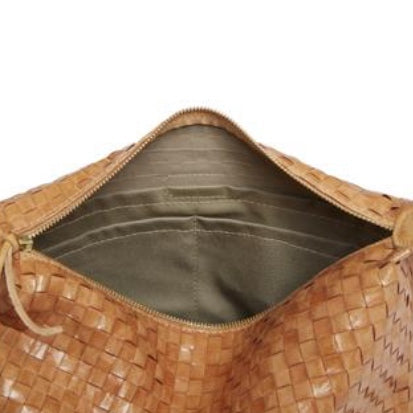 Small Sling Bag - Weave