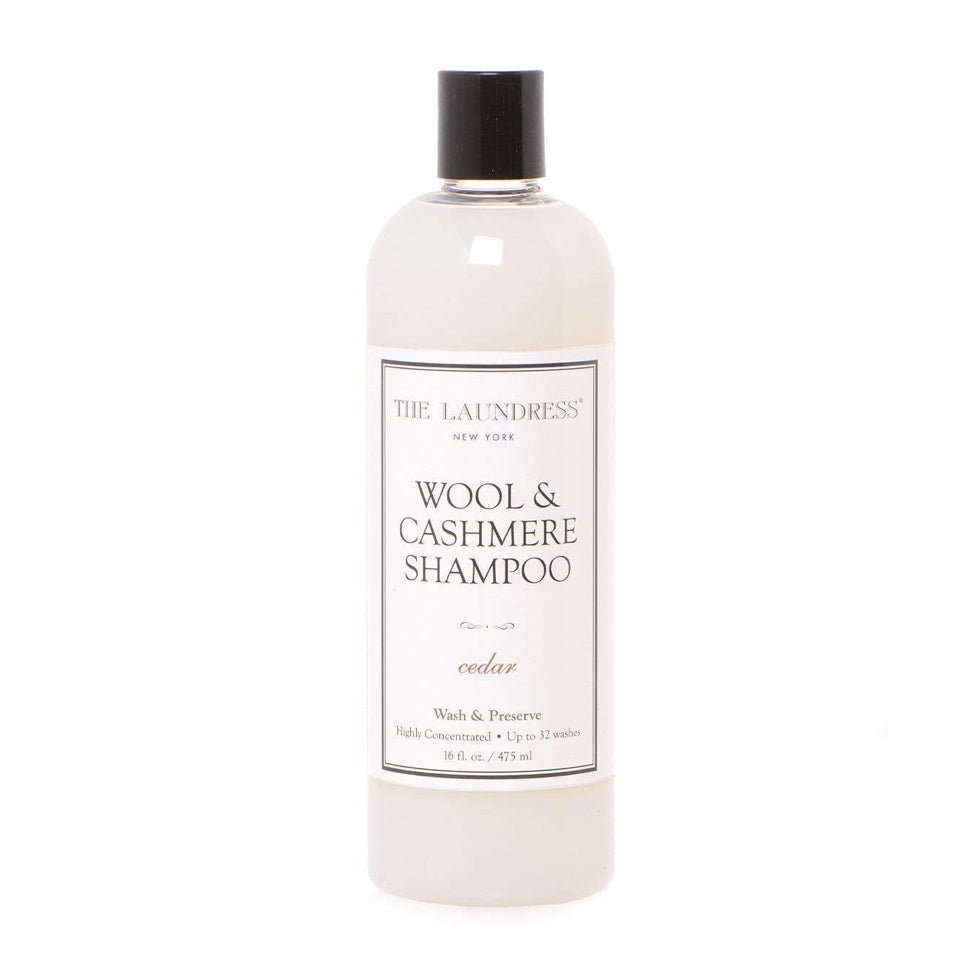 The Laundress Wool & Cashmere Shampoo - Cedar