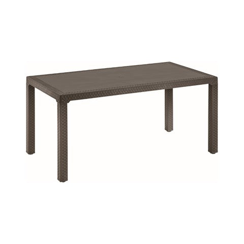 Mesa Eterna Familiar Wengue 150X80