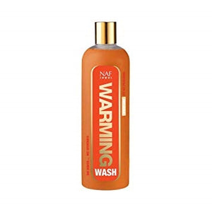 NAF | Warming Wash | Varmende Shampoo | 500 ml (5016377983112)