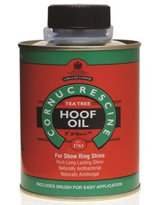 CDM | Hoof Tea Tree Oil | Antibakteriel Forebygger Svamp/Mug | 500 ml (5043498156168)