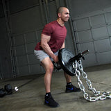 Weightlifting Chain Pair & Sleeves