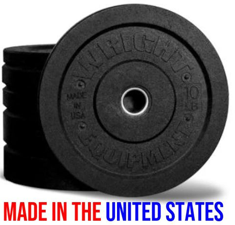 Wright Equipment Premium Crumb Bumper Plates (Made in USA)