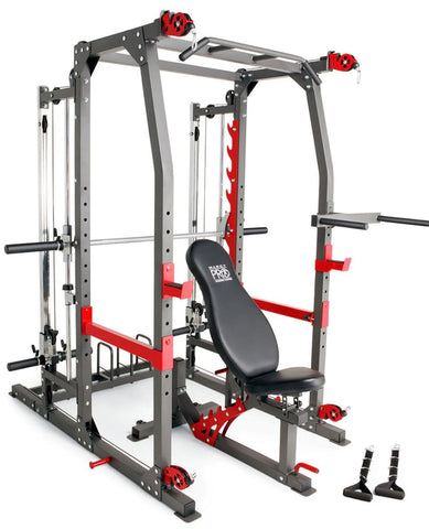 Marcy SM-4903 Smith Machine Cage System