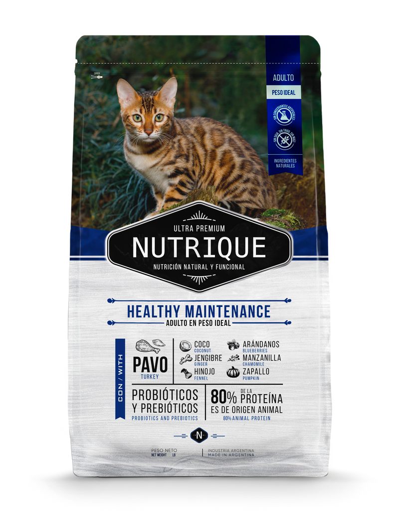 Nutrique Gato Adulto