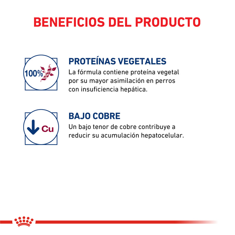 Alimento Royal Canin Perro Hepatic