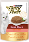 Pouch Fancy Feast Gato Demi Glace Salmon 85gr