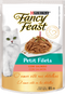 Pouch Fancy Feast Gato Petit Filet Salmon 85gr
