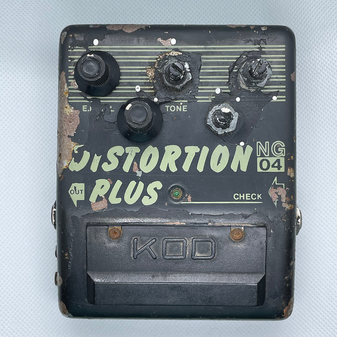 KOD Distortion Plus