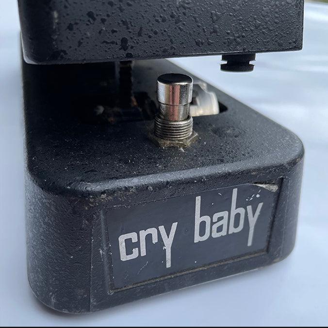 Thomas Organ Company Cry Baby Wah